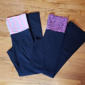 PINK Yoga pants, BUNDLE💎
